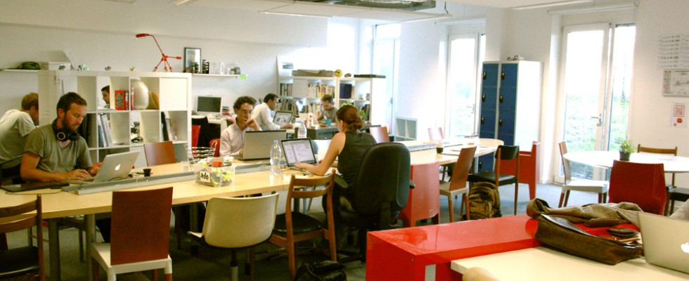 coworking, business center